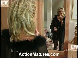 Agatha ja rolf leggy mamma sees tegevus