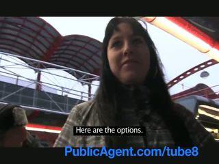 Publicagent amaterke cameraman fills ji ozko muca s prihajanje