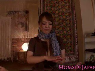 Hitomi tanaka gives חושני pov מסג'
