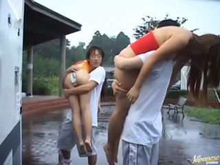 hardcore sex, japonijos, pussy gręžimo
