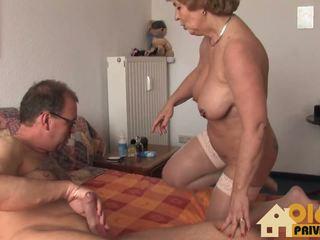 Grannie s obrovský kozičky, volný amatér vysoká rozlišením porno 66