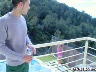 Playgirl gives hunk একটি carnal এবং moist fellatio