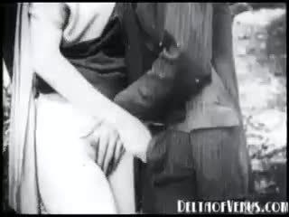 Ļoti agri vintāža porno 1915