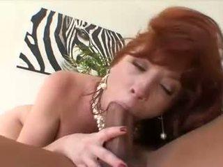 riding, big tits, redheads