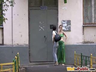 public sex, pissing, peed on