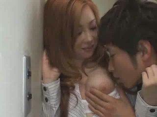 Jaapani teismeline fuck juures kool video