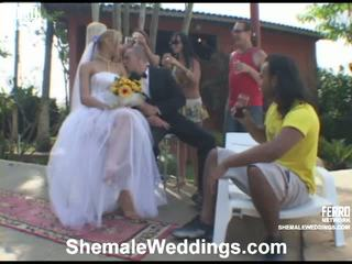 Alessandra transgénero prometida en vídeo