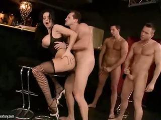 ngực lớn, pornstars, vớ