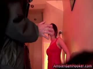 Real euro hooker cock suck