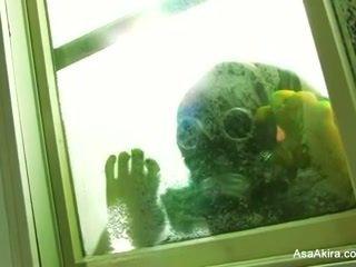 Asa akira - zombie anal sahnetorte