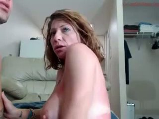 Anal gapping and facial