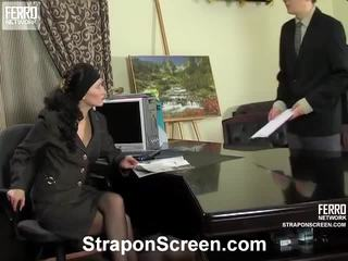 Irene et ernest en chaleur strapon film