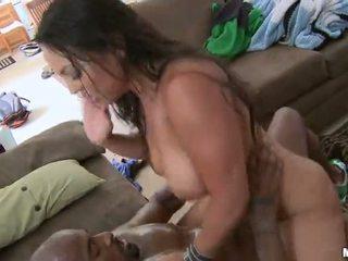Seksuālā mammīte adriana lima fucked grūti līdz a melnas dzimumloceklis video