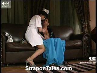 strap-on, dominación femenina, femdom