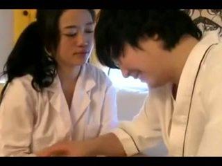 Glorious vip κορεατικό με πλούσιο στήθος σε brothel