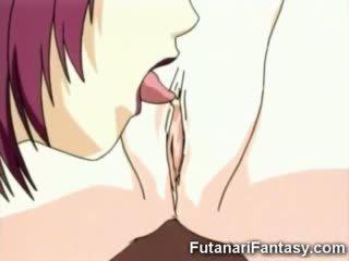Hentai Teen Turns Into Futanari!