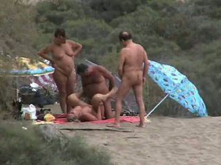 Seksi vimma at canary islands video-