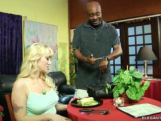 Alana evans anally demanding कस्टमर