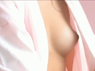 ázsiai lányok, kis mell, japán lányok