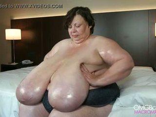 Absolutely huge natural boobs ranny