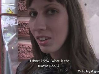 Tricky Agent Assfucked at movie audition