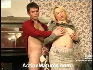 Chaud action mûrit vidéo starring christie, vitas, sara