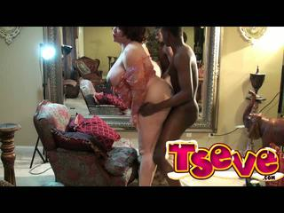 Bbw metres hollywood drilling ts eve anne