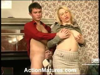 Gyzykly action matures video starring christie, vitas, sara