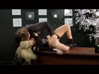 Christy mack knullet i en kontor