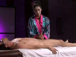japoński, masaż, chiński