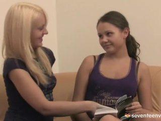 Loving lesbisch teenages