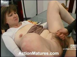 Elinor y morris sexual viejo rendimiento