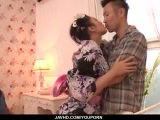 Reiko kobayakawa sûr loves baise en cochon modes