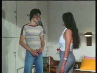 Grekiska retro porr video- video-
