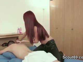 Step-sister võrgutamine vend kuni fuck tema koos massaaž