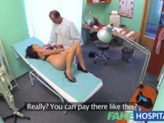 Fakehospital vietnamese patient gives doktor a sexual reward