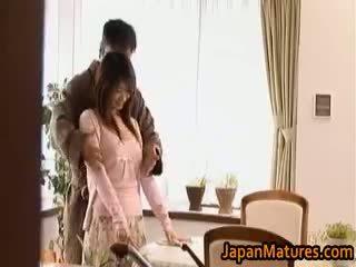 ญี่ปุ่น แก่แล้ว ผู้หญิงสวย gets ระยำ doggy part1