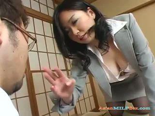Busty Asian