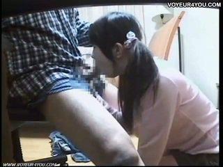 चूसना, छिपे हुए कैमरे वीडियो, छिपे हुए सेक्स