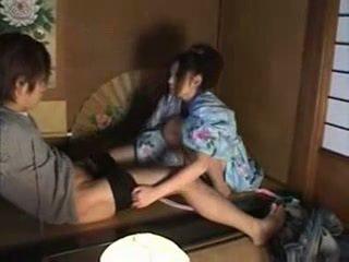 Japońskie rodzina (brother i sister) seks part02