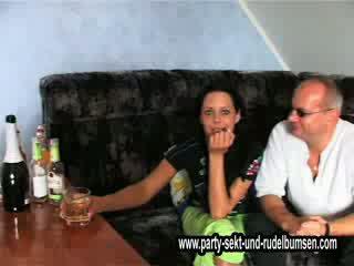 Betrunken schnecke hardcore party alcohol fick
