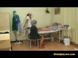 Großvater mieze ficken die krankenschwester