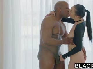 Blacked marley brinx i parë bbc në të saj bythë: falas pd porno 19