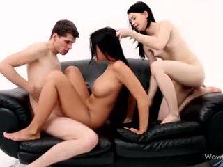 Erotic Addison, LollyPop - Threesome