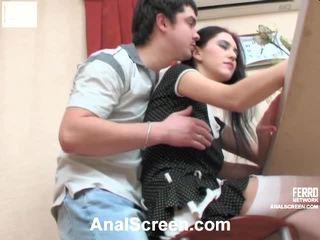 Judith a adam vehement anální video