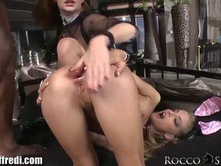 Cayenne loves рокко по рокко siffredi