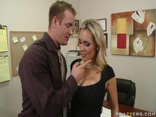 XXX Darling Tanya Tate Deepthroats The Big Jock