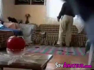 Arabic vajzë fucked i vështirë nga fqinji