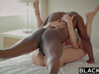 Blacked megcsalás bevállalós anyuka brandi loves első nagy fekete fasz