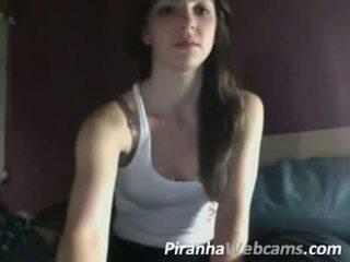 Najbolj vroča najstnice spletna kamera mastrubacija živeti
